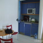  Our room - kitchen area