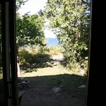  View outside of Cottage 9