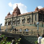  Vivekananda Rock Memorial