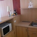 Zi. 235 Kitchenette