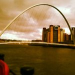  millennium bridge! lovely stroll across
