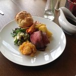 Gorgeous Sunday Lunch to die for