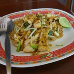 Pad thai - good