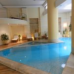 Beautiful Indoor Pool