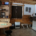  Inside Munchin Moose Cabin