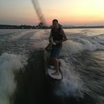 Wakeboarding Thailand Camp Foto
