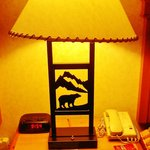 Cool Montana themed lamp