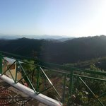 Kasauli Hills view