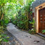 Pathway - The Bali Dream Suite Villa