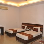Super delux rooms  with separate beds