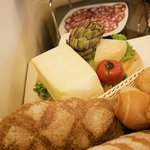 Tuscany Salami and cheese (breakfast buffet)