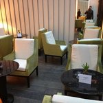  salon petit djeuner ouvert sur la terrasse un dlice le matin