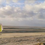  planche  voile en baie de somme