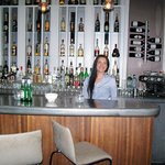 Bar and lovely staff