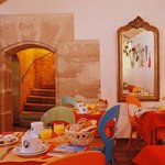  la salle du petit djdener / breakfast room