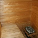  Sauna in Deluxe Apartments