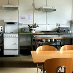  Self-catering Kitchen ~ YHA Keswick