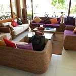 RELAX IN OUR FOYER