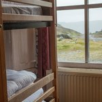 Bedroom View ~ YHA Coniston Coppermines