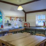  Self-catering Kitchen ~ YHA Coniston Coppermines
