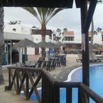  Barcelo Castillo - the poolside bar