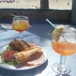 Fuerteventura - an on-route snack