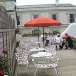 Tea Gardens at Rosario, Bed & Breakfast in Marazion