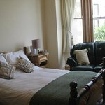 Double bedroom at Rosario, Bed & Breakfast in Marazion