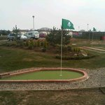  Our new Miniature Golf Course