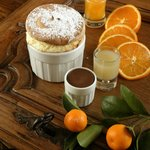 soufflé à l'orange