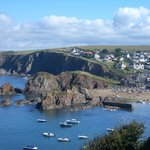  Hope Cove from the South West Coast path