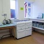 Self-catering Kitchen ~ YHA Eskdale