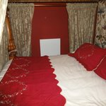 Our room- The Ruby Room