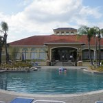  Pool and club house