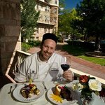 Executive Chef Scott Savage at The Cliff House at Pikes Peak - Manitou Springs, Colorado