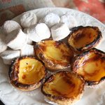  Portuguese natas - to die for!