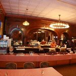 Continental Breakfast served in the Saloon (summer)