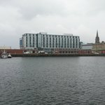  View of Hotel from Across the Quay