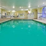  CountryInn&amp;Suites Dalton  Pool