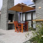  Exclusive chalet patio