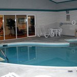  Heated Indoor Saltwater Pool