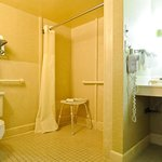 Mobility Accessible King Guest Bathroom