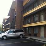 Foto BEST WESTERN Fairwinds Inn