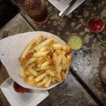 Awesome fries!