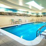  Indoor Pool &amp; Mural