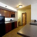 Extended Stay Kitchenette