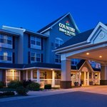 CountryInn&Suites StCloudEast ExteriorNight