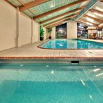 Enjoy Sauna, Hot Tub, and  Swimming Pool with outdoor patio area..