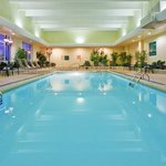  Swimming Pool at the Holiday Inn University Plaza Bowling Green