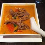 Gang Phed Pad Yang (Roasted Duck Curry)